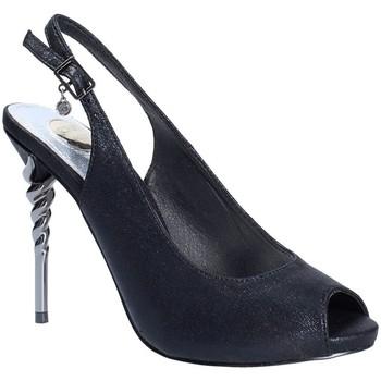 Sapatos Mulher Escarpim Osey SA0554 Preto