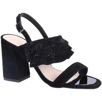 Sapatos Mulher Sandálias Alma En Pena V18281 Preto