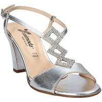 Sapatos Mulher Sandálias Susimoda 2796 Cinzento