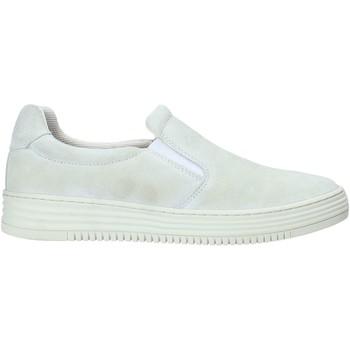 Sapatos Mulher Slip on Mally M013 Branco