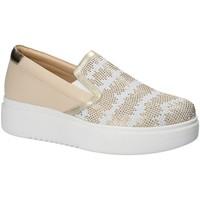 Sapatos Mulher Slip on Exton E02 Rosa