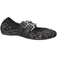 Sapatos Mulher Sabrinas Mally 6097 Preto
