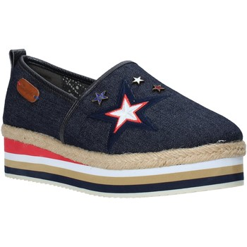 Sapatos Mulher Alpargatas Wrangler WL181652 Azul