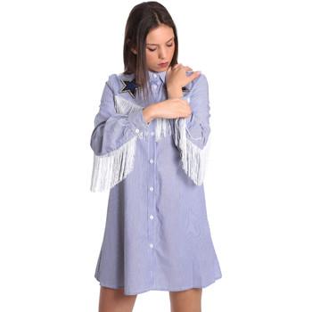 Textil Mulher Vestidos curtos Denny Rose 811DD10018 Azul