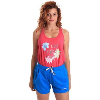 Textil Mulher Todos os fatos de treino Key Up 5K78A 0001 Rosa