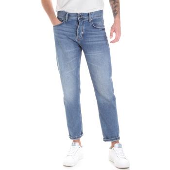 Textil Homem Calças Jeans Antony Morato MMDT00226 FA700111 Azul