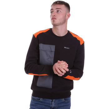 Textil Homem Sweats Champion 214805 Preto