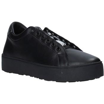 Sapatos Mulher Sapatilhas Apepazza F0SLY06/LEA Preto