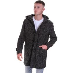 Textil Homem Casacos Antony Morato MMCO00714 FA550081 Cinzento