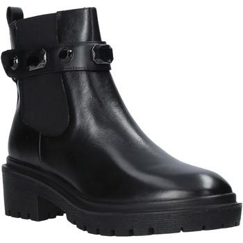 Sapatos Mulher Botins Apepazza F0COMBAT08/DIA Preto