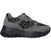 Sapatos Mulher Sapatilhas IgI&CO 6168377 Cinzento