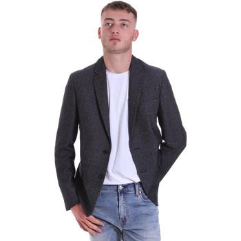 Textil Homem Casacos/Blazers Antony Morato MMJS00005 FA650211 Azul