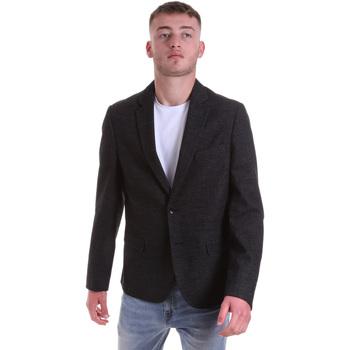 Textil Homem Casacos/Blazers Antony Morato MMJS00005 FA650205 Preto