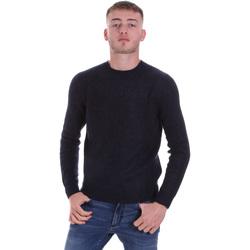 Textil Homem camisolas Antony Morato MMSW01107 YA500063 Azul