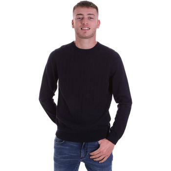 Textil Homem camisolas Antony Morato MMSW01149 YA200066 Azul