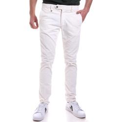 Textil Homem Chinos Antony Morato MMTR00572 FA310002 Branco