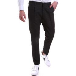 Textil Homem Chinos Antony Morato MMTS00005 FA650205 Preto