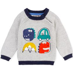 Textil Criança camisolas Losan 027-5004AL Cinzento