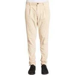 Textil Homem Chinos Gaudi 021GU25017 Branco