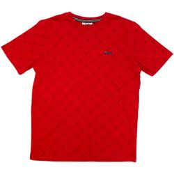 Textil Criança T-Shirt mangas curtas Fila 688084 Vermelho
