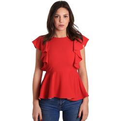 Textil Mulher Tops / Blusas Gaudi 811FD45001 Vermelho