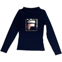 Textil Criança T-shirt mangas compridas Fila 688102 Azul