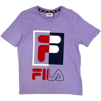Textil Criança T-Shirt mangas curtas Fila 688149 Tolet