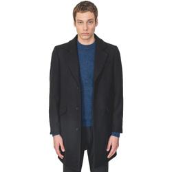Textil Homem Casacos Antony Morato MMCO00673 FA500050 Preto