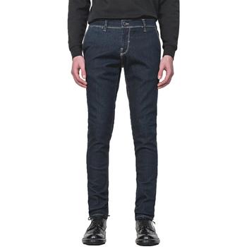 Textil Homem Calças de ganga slim Antony Morato MMDT00249 FA750282 Azul