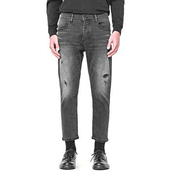 Textil Homem Calças Jeans Antony Morato MMDT00251 FA750284 Preto
