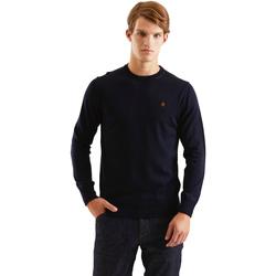 Textil Homem camisolas Refrigiwear RM0M26900MA9T01 Azul