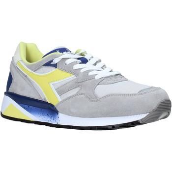Sapatos Homem Sapatilhas Diadora 501173073 Cinzento
