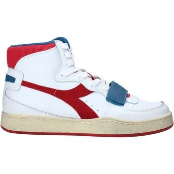 Sapatos Homem Sapatilhas de cano-alto Diadora 501174766 Branco