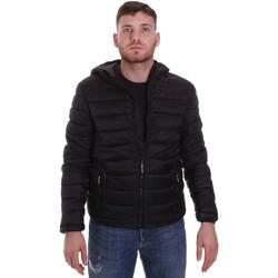 Textil Homem Quispos Lumberjack CM95222 001 416 Preto