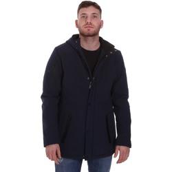 Textil Homem Parkas Lumberjack CM50221 003 404 Azul
