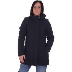 Textil Mulher Parkas Lumberjack CW96021 001 404 Azul