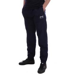 Textil Homem Calças de treino Hungaria  Azul