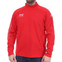 Textil Homem Sweats Hungaria  Vermelho