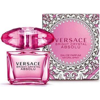 beleza Mulher Eau de parfum  Versace Bright Crystal Absolu - perfume - 90ml - vaporizador Bright Crystal Absolu - perfume - 90ml - spray