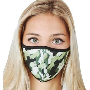 Acessórios Mulher Máscara Abbacino 90224 90 Verde