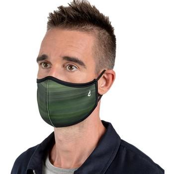Acessórios Mulher Máscara Abbacino 90260 90 Verde