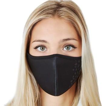 Acessórios Mulher Máscara Abbacino 90264 30 Preto