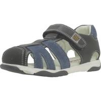 Sapatos Rapaz Sandálias Garvalin 202331 Azul