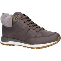 Sapatos Mulher Sapatilhas de cano-alto Geox D943FB 08522 D ANEKO Marr?n