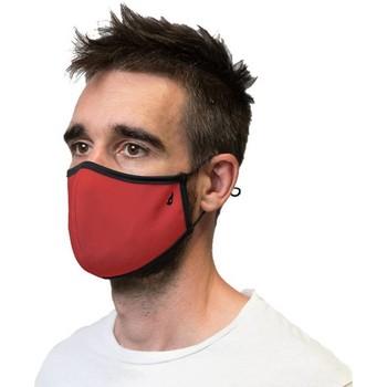 Acessórios Mulher Máscara Abbacino 90225 70 Vermelho