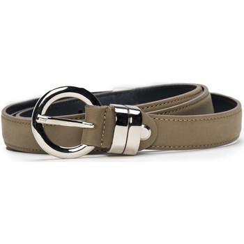 Acessórios Mulher Cinto Nae Vegan Shoes BeltBlanes_Camel bege