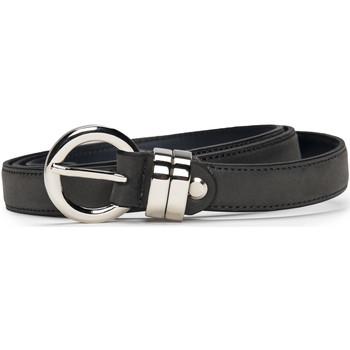 Acessórios Mulher Cinto Nae Vegan Shoes BeltBlanes_Grey cinza