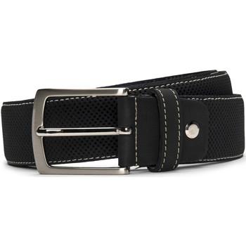 Acessórios Homem Cinto Nae Vegan Shoes BeltCanet_Black preto