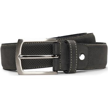 Acessórios Homem Cinto Nae Vegan Shoes BeltCanet_Grey cinza
