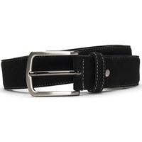 Acessórios Homem Cinto Nae Vegan Shoes BeltGava_Black preto